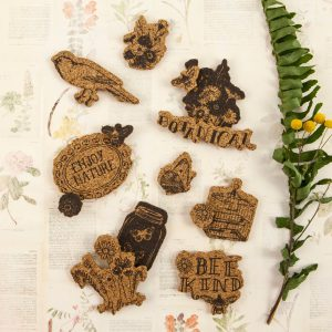 4X6 CORK STICKERS - FOREVER GR...