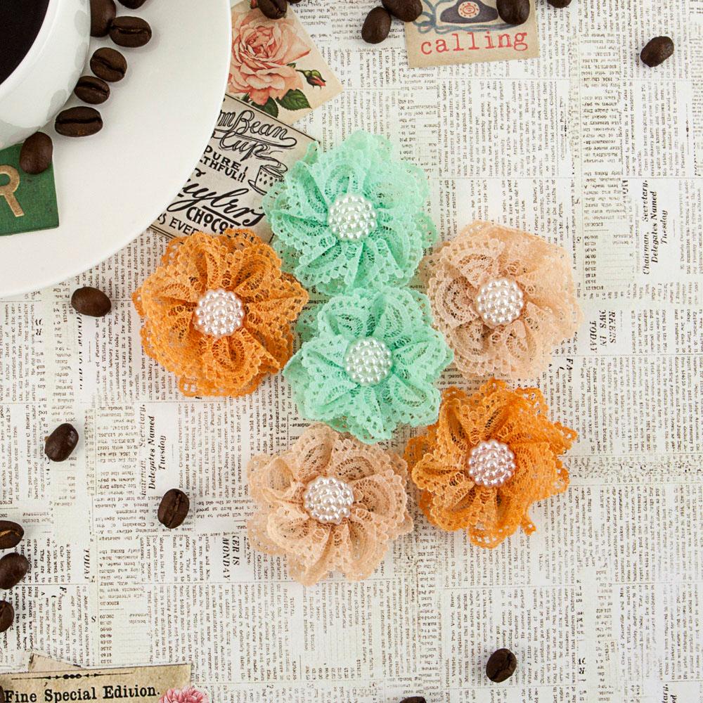 FLOWERS-COFFEE BREAK-CHAI TEA