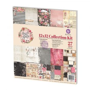 12x12 Collection Kit - Rossibelle