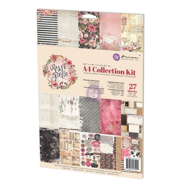 A4 Collection Kit - Rossibelle
