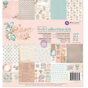 8x8 Collection Kit - Heaven Sent