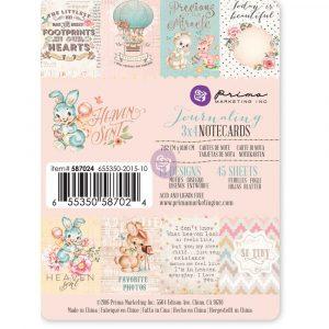 3x4 Journaling Cards - Heaven Sent