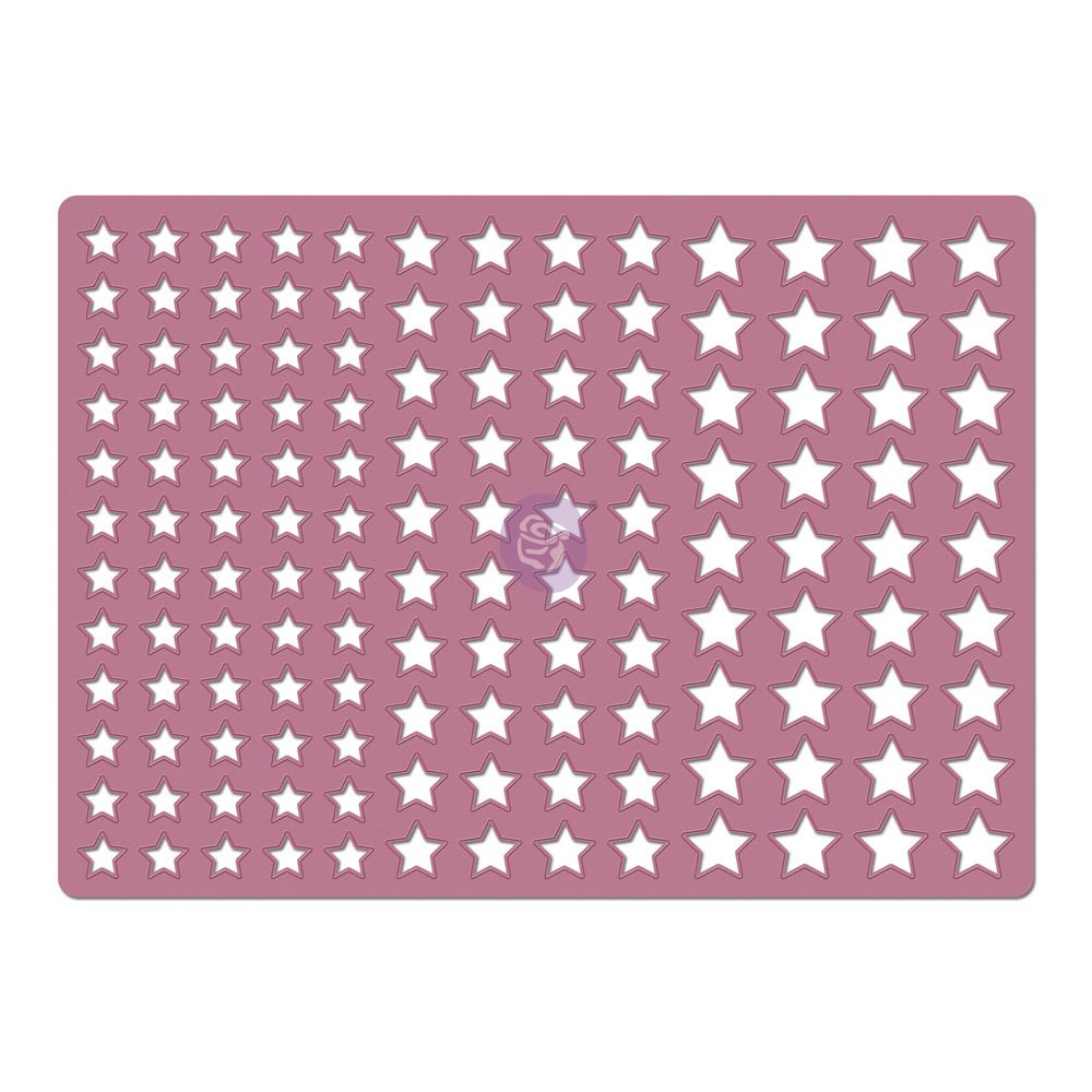 Confetti Metal Dies - Stars