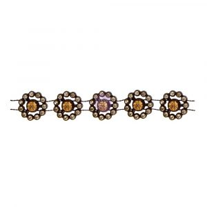 Rossibelle Flower Chain Trim