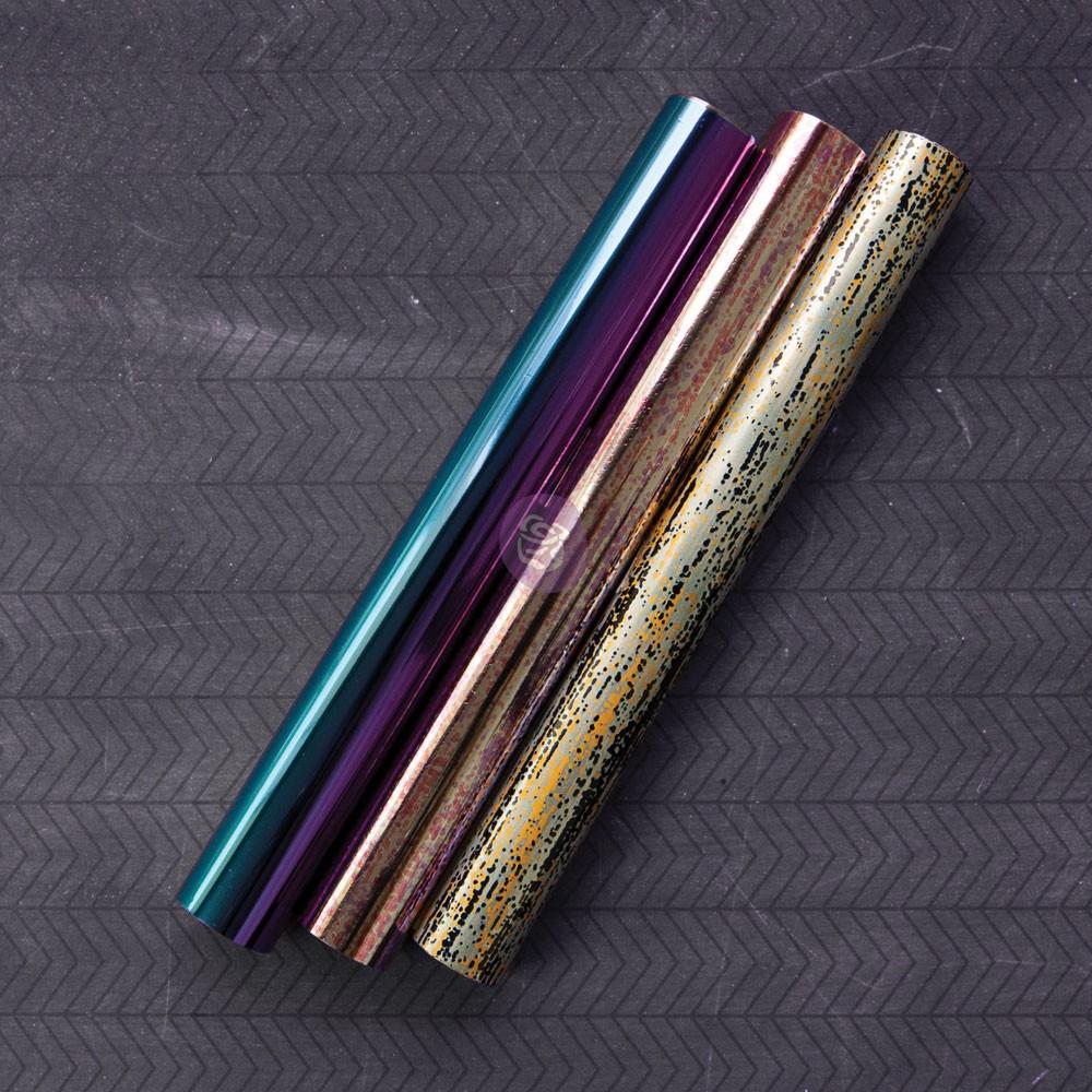 Rub-On Foil Sheets - Foildelic
