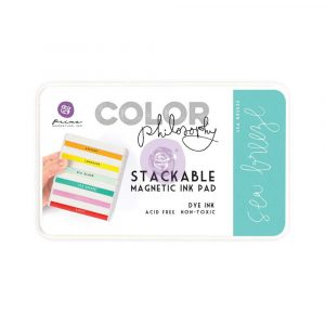Color Philosophy Stackable magnetic ink pad- Sea Breeze