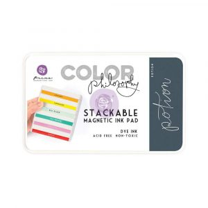 Color Philosophy Stackable magnetic ink pad- Potion