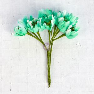 TBD   Flower Bundles - Mint /