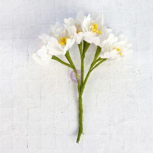 TBD   Flower Bundles - White /