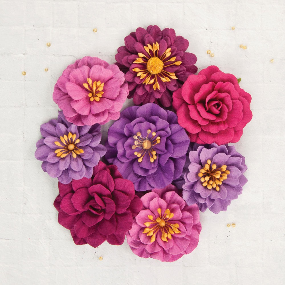 TBD   Prima Flowers - Jacarand
