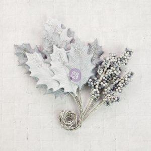 TBD   Prima Flowers - Silver C