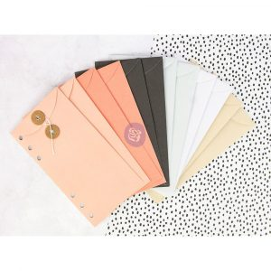 My Prima Planner Embellishments - Envelopes