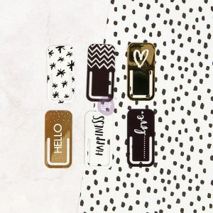 My Prima Planner Embellishments - Metal Clips