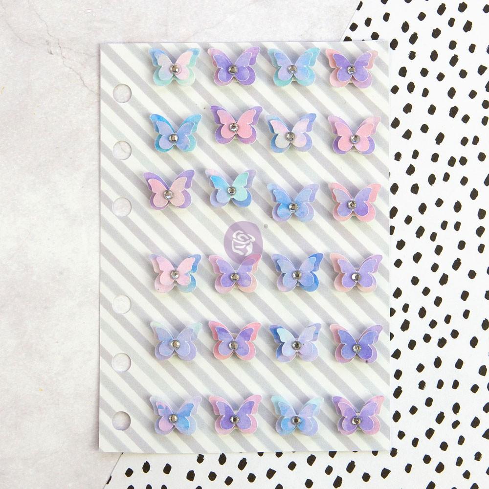 """My Prima Planner Flowers - """"Plannerflies 1"""""""