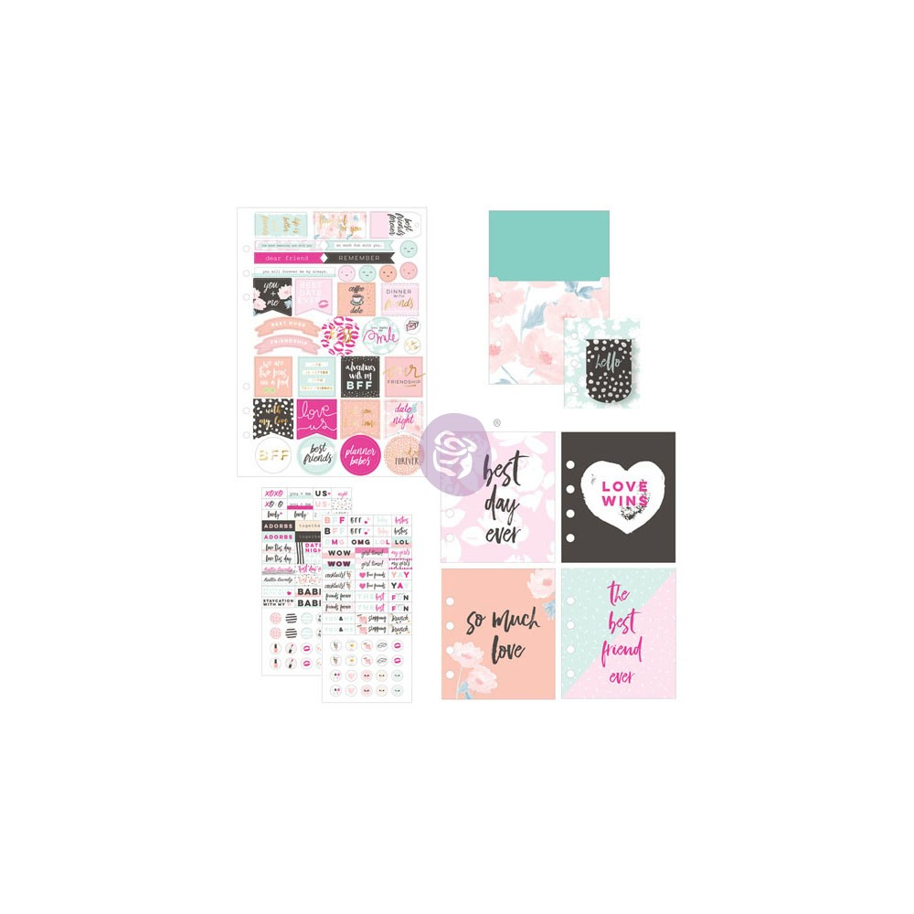 My Prima Planner Goodie Pack- Friendship and love