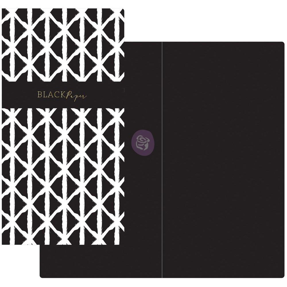 PTJ  Notebook Refill - Black P