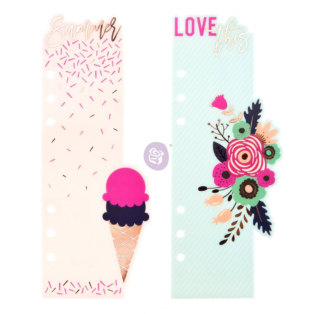MPP Embellishments - Good Vibes - Bookmark Divider