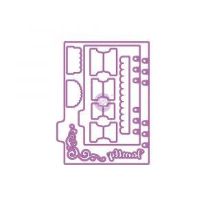 My Prima Planner Metal Dies - Shapes 2