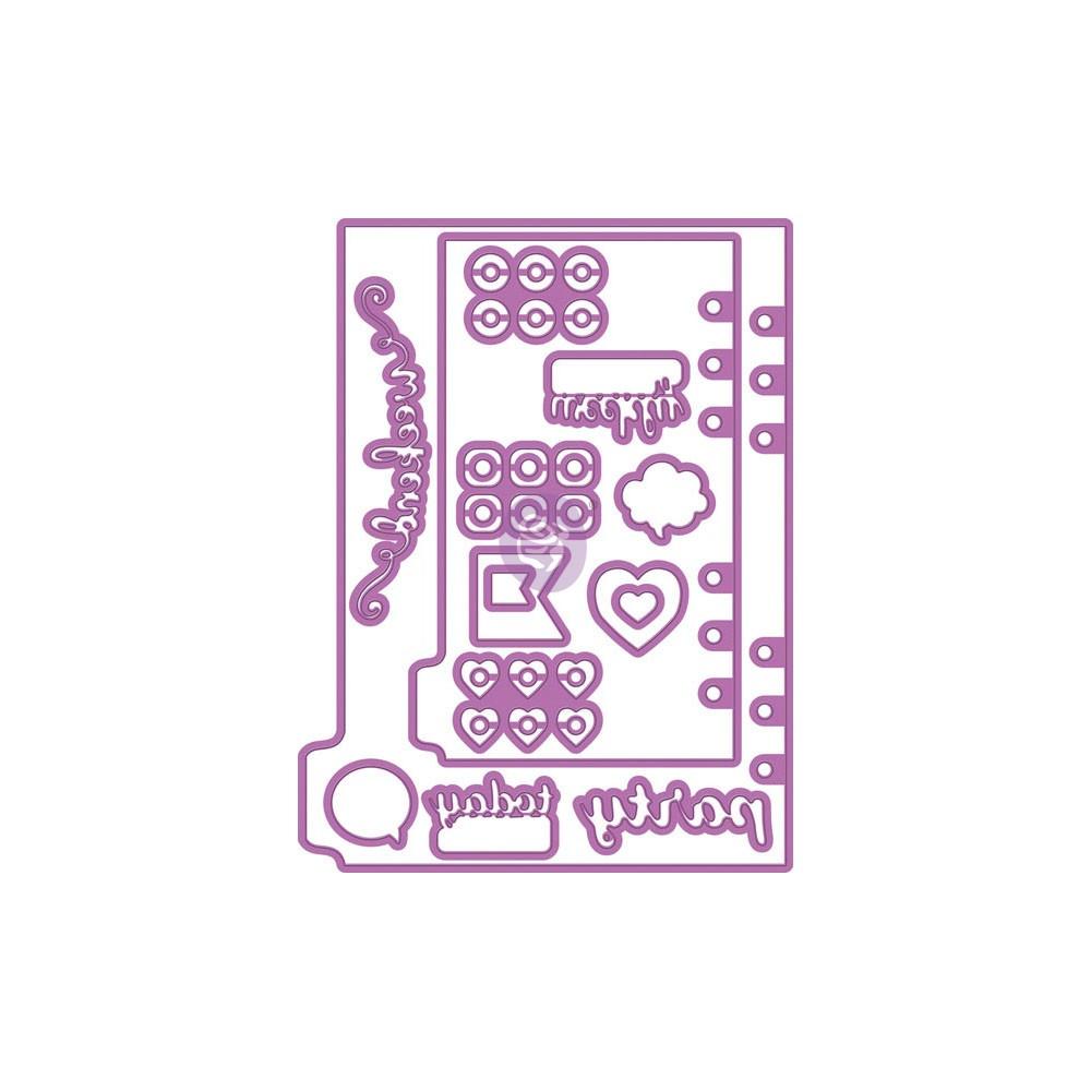 My Prima Planner Metal Dies - Shapes 3