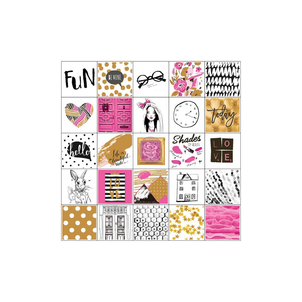 My Prima Planner Stickers - Beauty Fashion