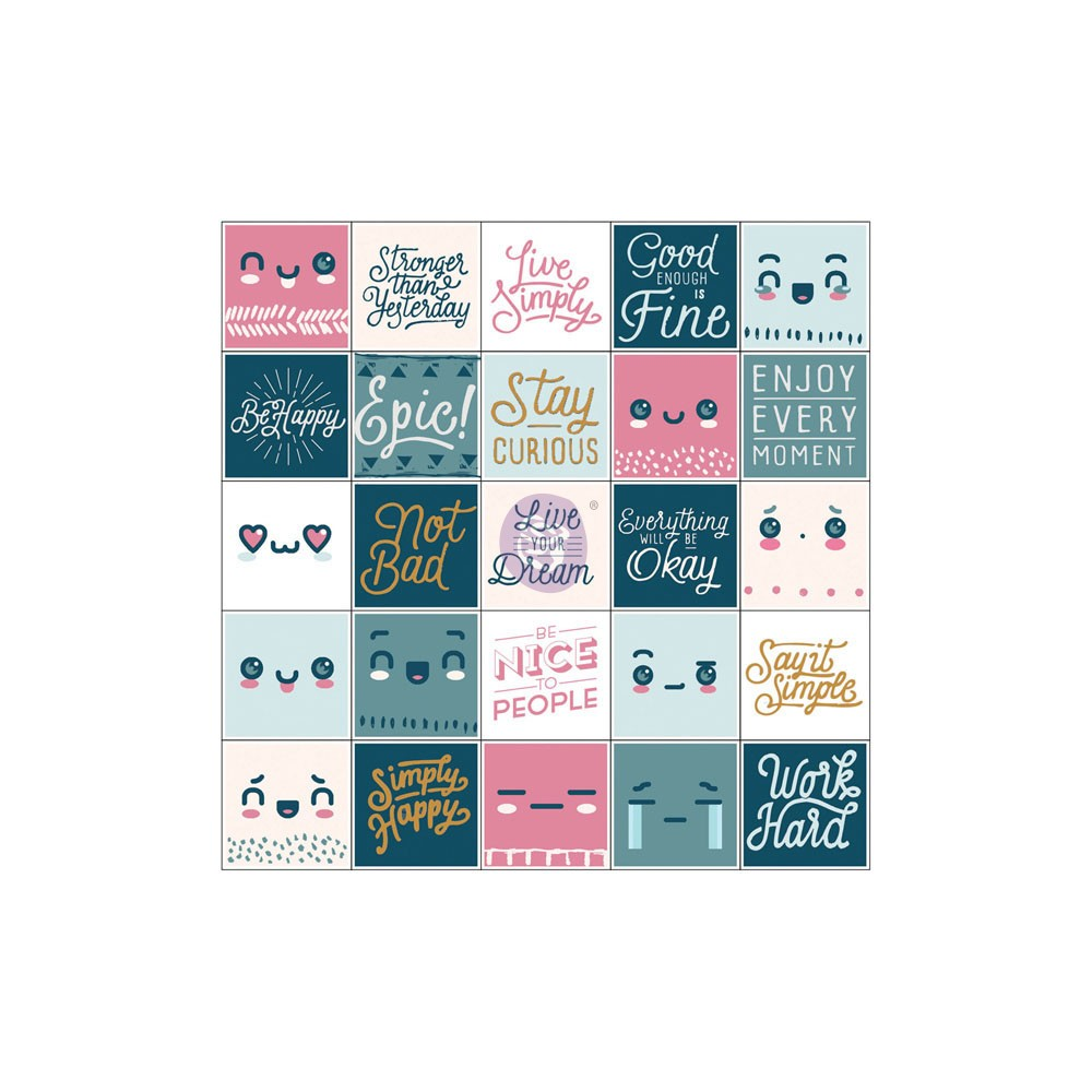 My Prima Planner Stickers - Inspirational
