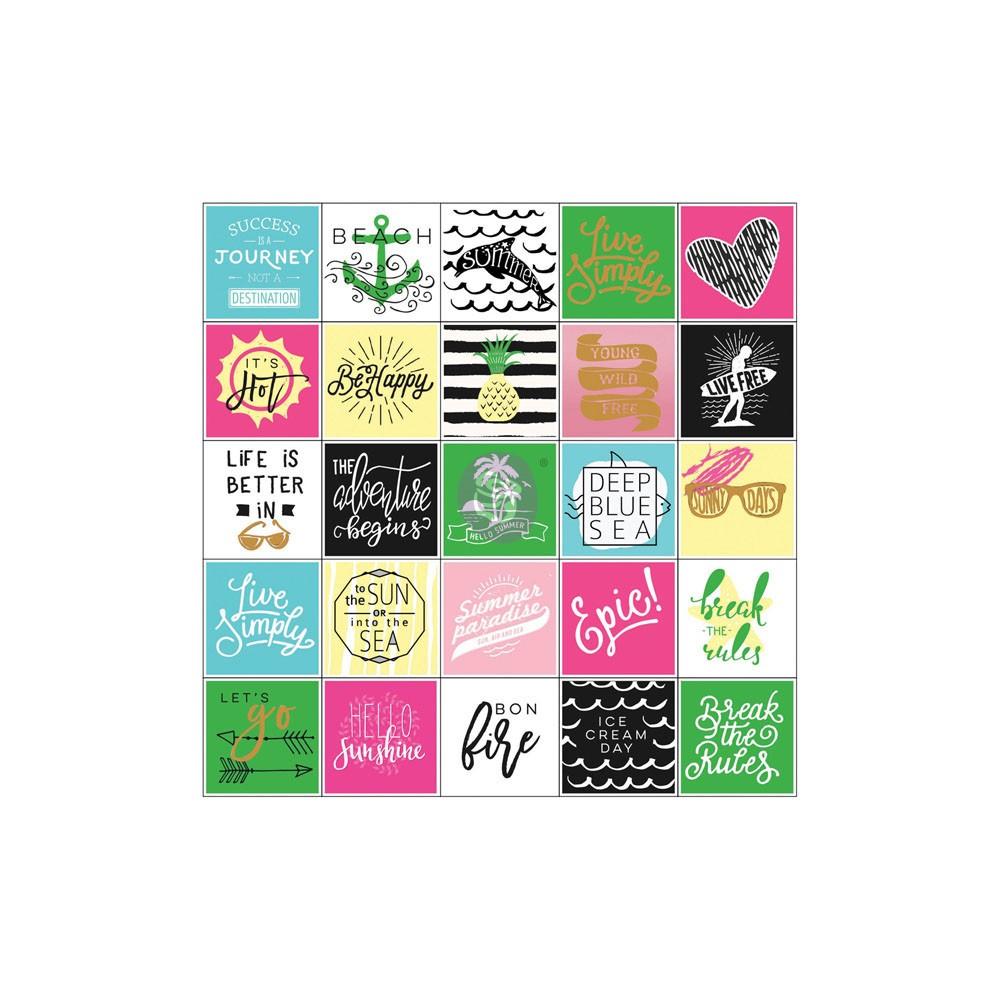 My Prima Planner Stickers - Summer