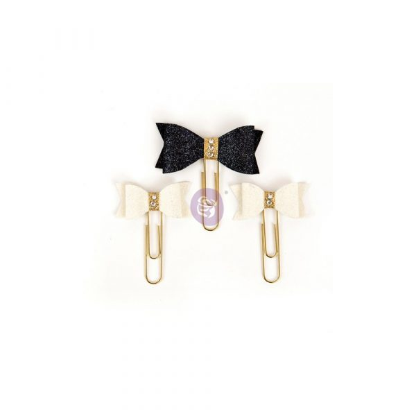 My Prima Planner Clips - Gold Champagne