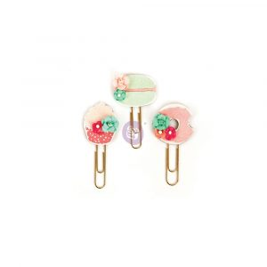 My Prima Planner Clips - Sweet Tooth