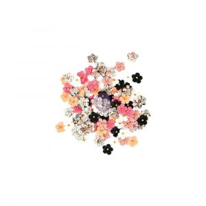 Prima Traveler's Journal Flowers - Journey