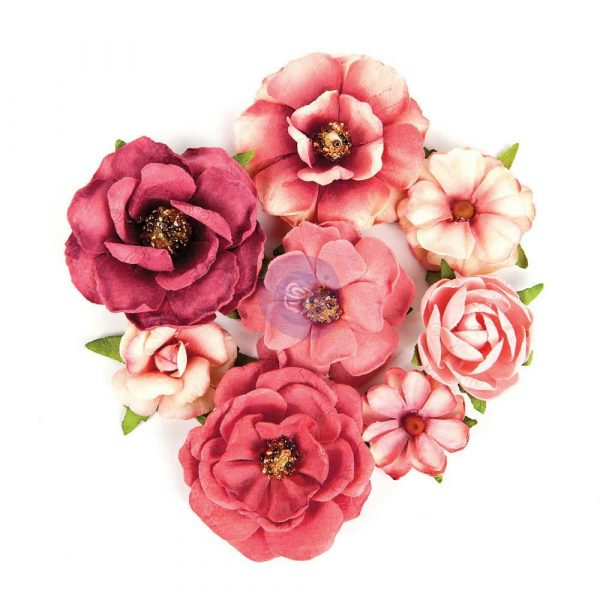 Love Clippings Flowers - Passionate Love