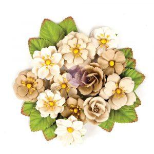 Wild & Free Flowers - Lost Sienna