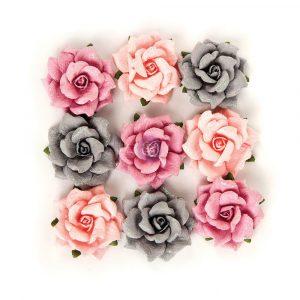 Rose Quartz Flowers - Thassos