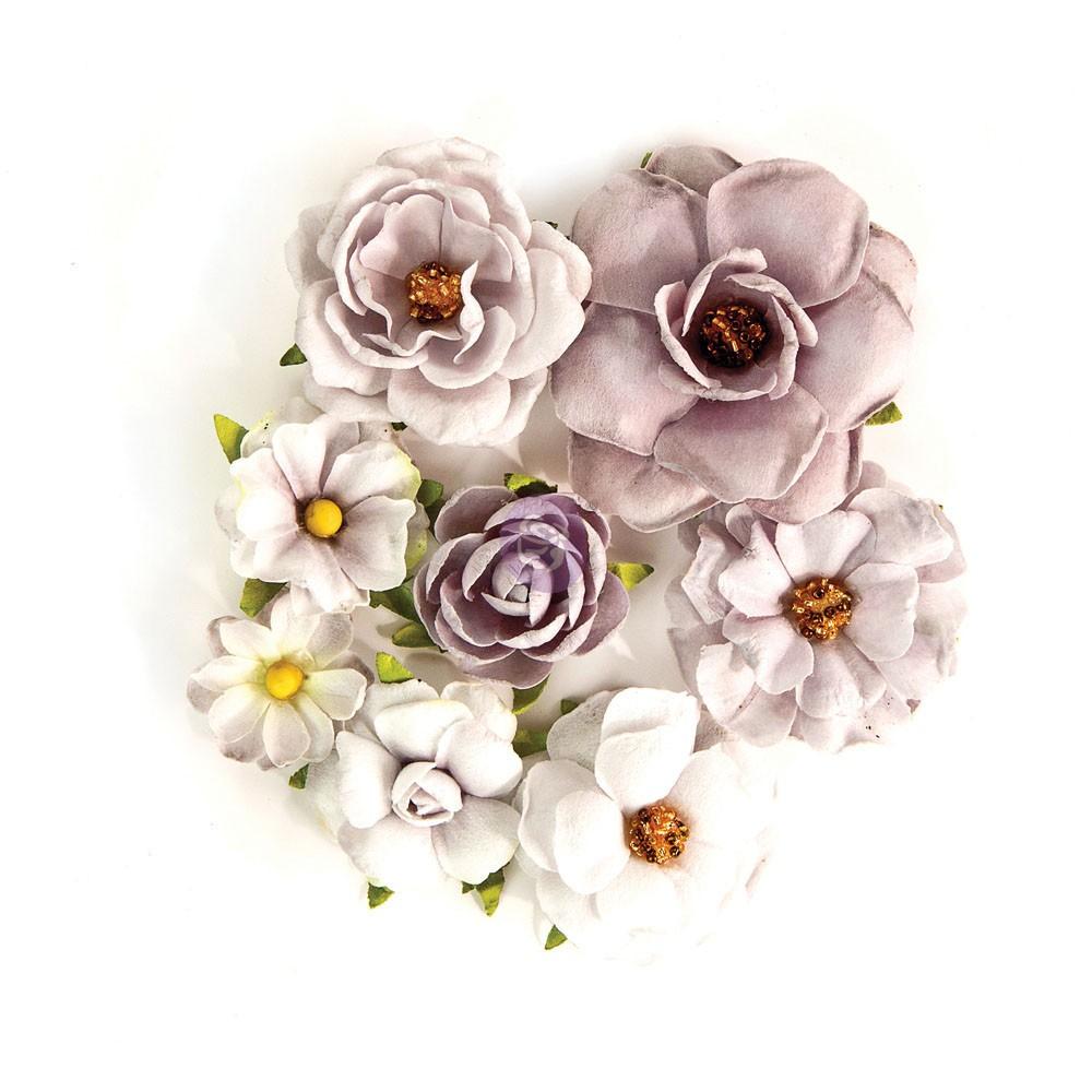 (H)Rose Quartz Flowers - Calcu