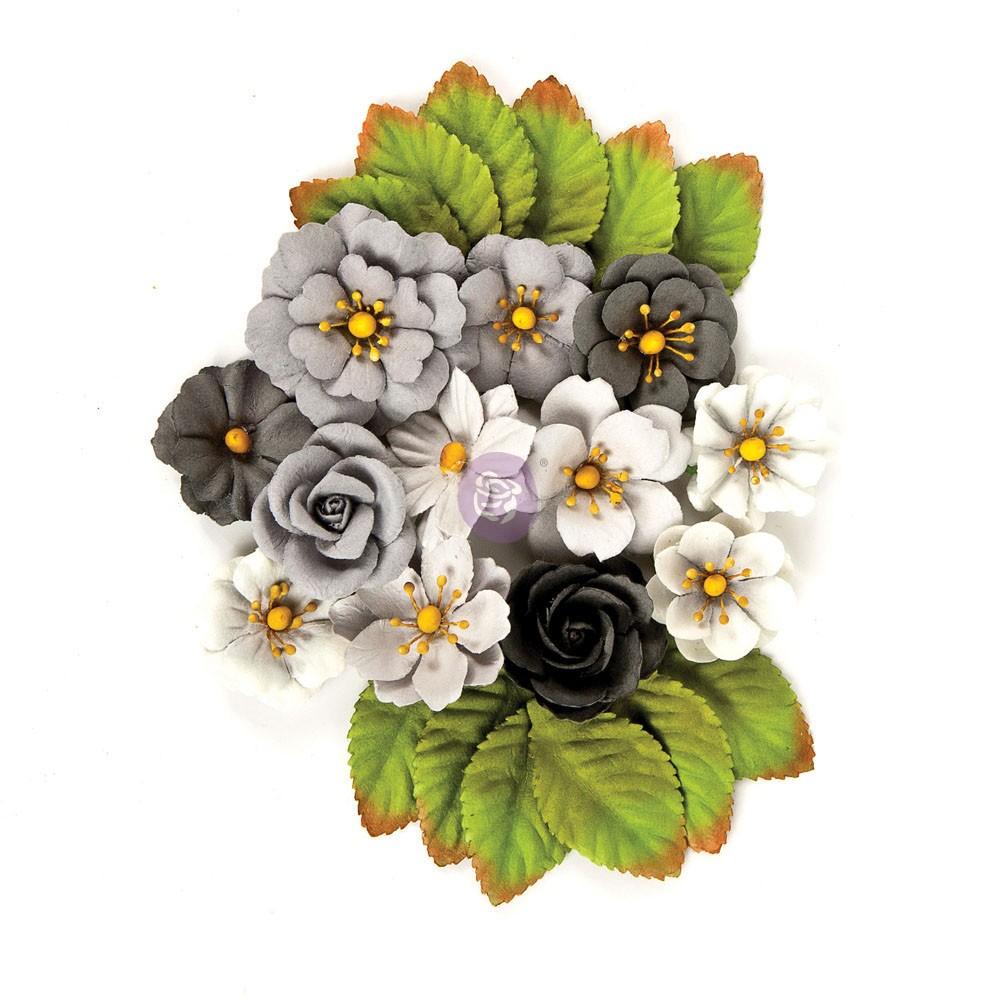 TBD   Rose Quartz Flowers - Bl