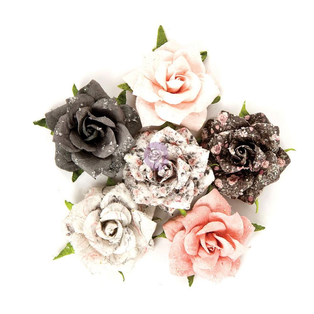 Rose Quartz Flowers - Persian Marblelite