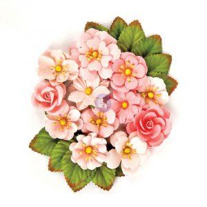 TBD   Rose Quartz Flowers - Pe