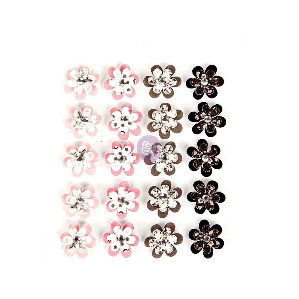 Rose Quartz Flowers -  Florito