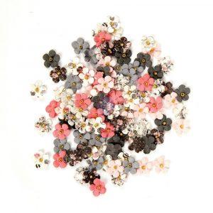 TBD   Rose Quartz Flowers - Tr