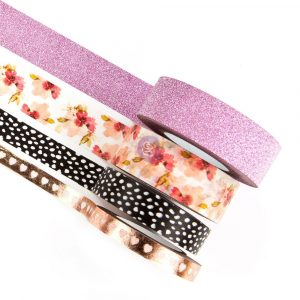 PTJ- Decorative Tape - Modern Floral