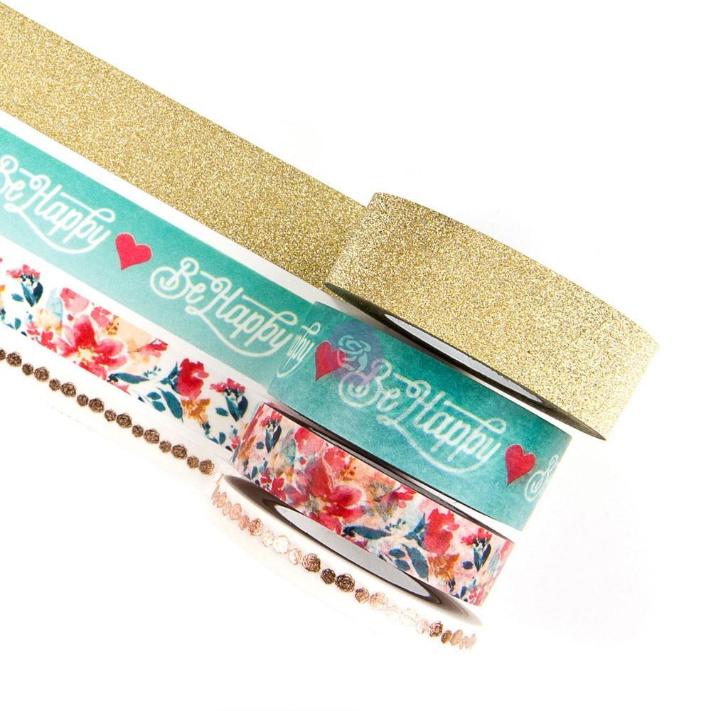 MPP Embellishments - Be Happy- Decorative Tape