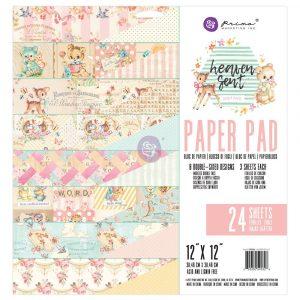Heaven Sent 2 - 12X12 Paper Pad