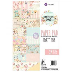 Heaven Sent 2 - A4 Paper Pad