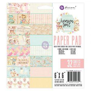 Heaven Sent 2 - 6X6 Paper Pad