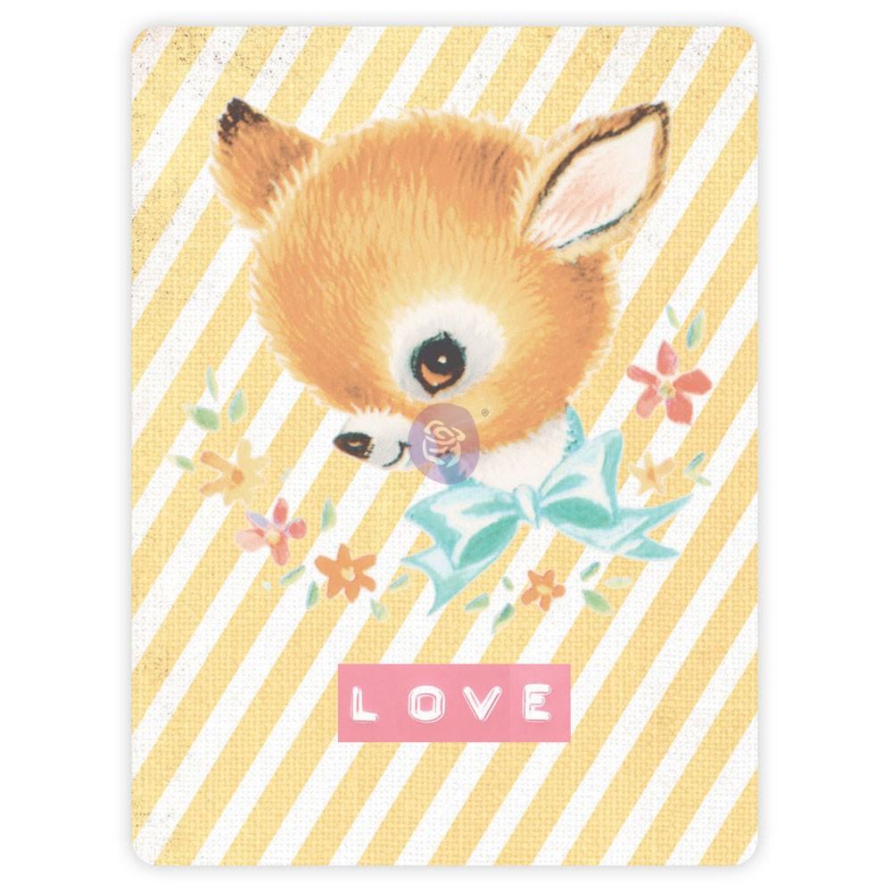 Heaven Sent 2 - 3X4 Journaling Cards