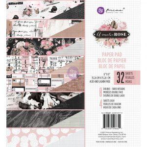 Amelia Rose - 6x6 Paper Pad