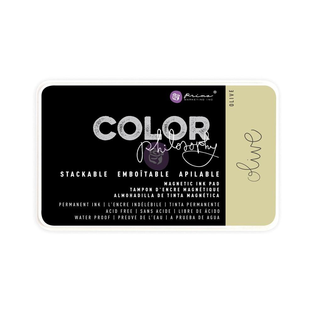 Color Philosophy Permanent Ink Olive