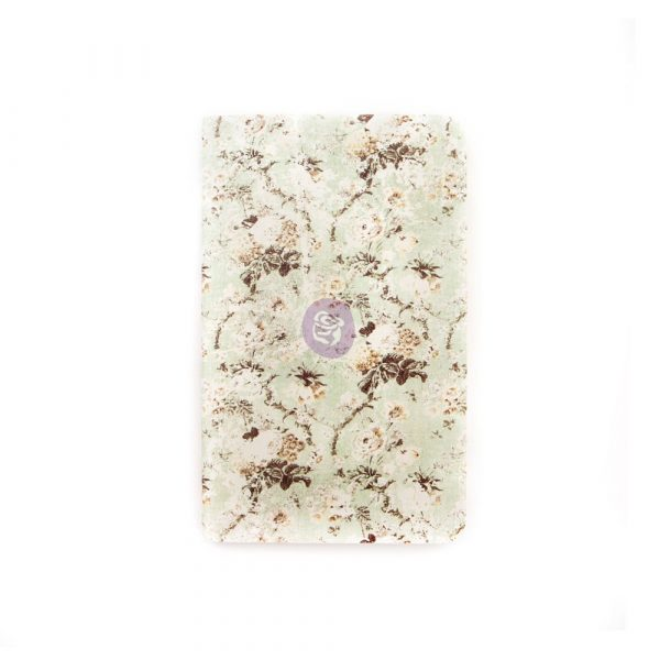Notebook Inserts Personal Size - Minty Wall