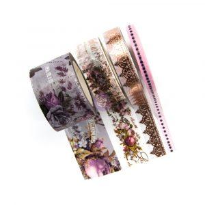 Lavender - Washi Tape