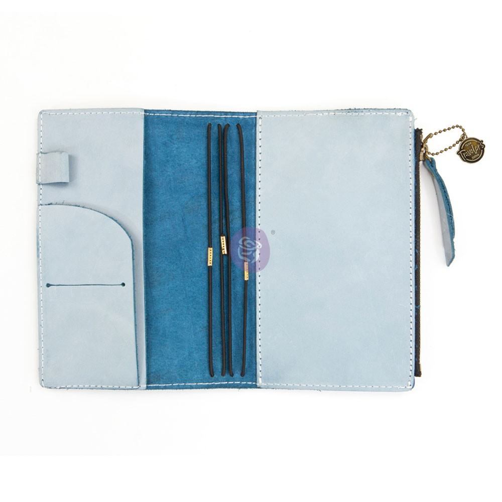 PTJ Leather Essential - Ice Blue