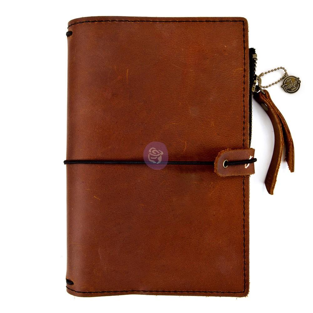 PTJ Leather Essential - Rust Brown